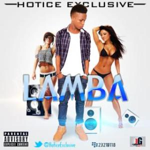 Hotice Exclusive_Lamba Official Art cover2_By