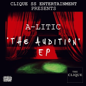 The Audition EP Artwork