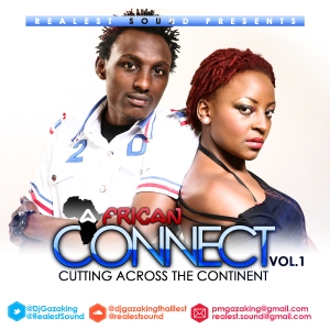 AFRICAN CONNECT VOL.1 [FRONT COVER]